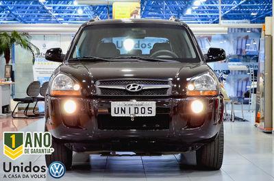 Hyundai Tucson GLS 2.0 16V (Flex) (aut) 2017}