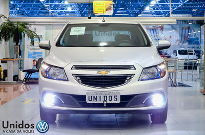 Chevrolet Prisma 1.4 SPE/4 LTZ 2014}