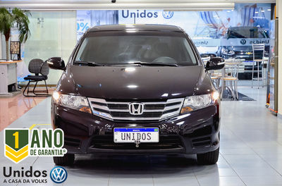 Honda City EX 1.5 16V (flex) 2013}