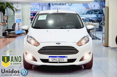 Ford New Fiesta Hatch SE 1.6 2017}