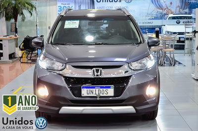 Honda WR-V EXL 1.5 (Aut) 2018}