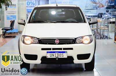 Fiat Palio 1.0 MPI FIRE WAY 8V FLEX 4P MANUAL 2016}