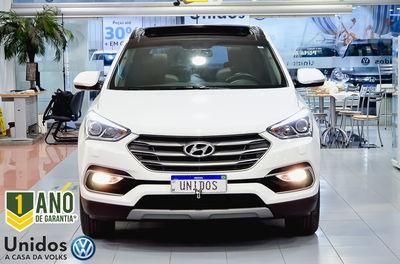 Hyundai Santa Fe 3.3L V6 4x4 (Aut) 7L 2018}