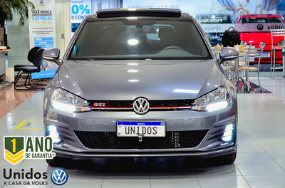 Volkswagen Golf GTI 2.0 DSG TSI 2019}