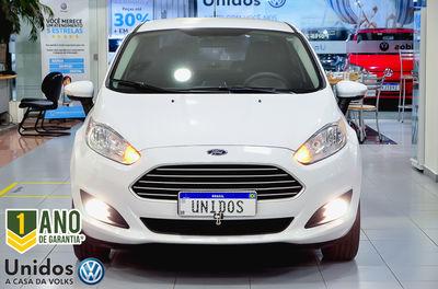 Ford Fiesta 1.6 SD 2014}