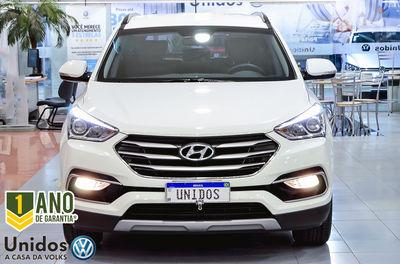 Hyundai Santa Fe 3.3 16V Aut 5 Lugares 2016}