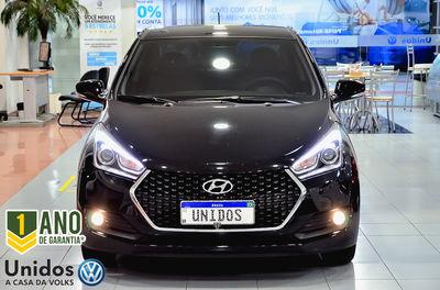 Hyundai HB20S 1.6 Comfort Plus (Aut) 2019}