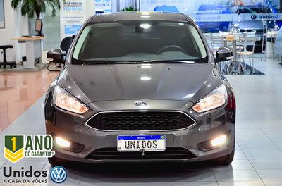 Ford Focus Hatch SE Plus 1.6 2019}