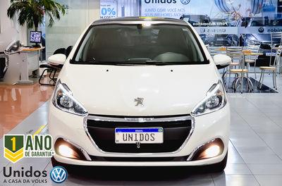 Peugeot 208 Allure 1.6 (Aut) 2017}