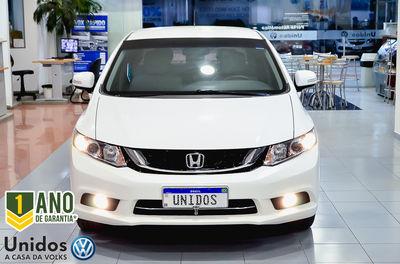 Honda Civic LXR 2.0 (Aut) 2016}