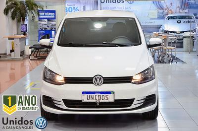 Volkswagen Fox Trendline 1.0 (Flex) 2018}