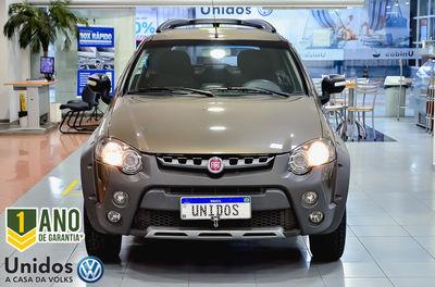 Fiat Palio 1.8 MPI ADVENTURE WEEKEND 16V FLEX 4P AUTOMATIZADO 2014}