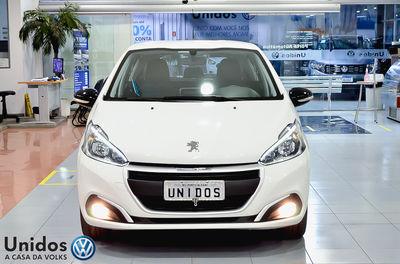 Peugeot 208 Active Pack 1.6 (Automático) 2019}