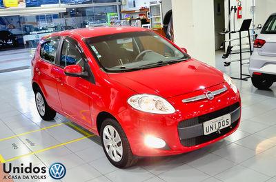 Fiat Novo Palio ESSENCE 1.6 16V FLEX 2013}