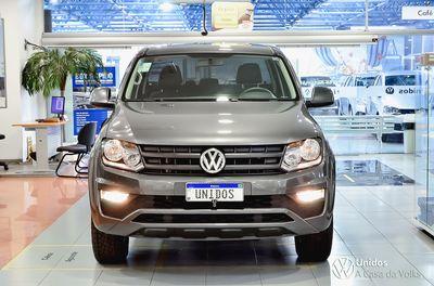 Volkswagen Amarok Cabine Dupla SE 2.0 TDI 2019}