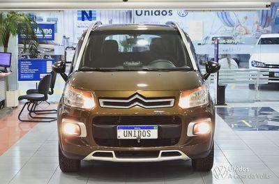 Citroën C3 Picasso GLX 1.6 16V (Flex) 2014}
