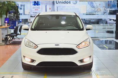 Ford Focus Hatch SE 1.6 2018}