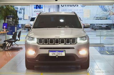 Jeep Compass 2.0 16V Longitude 2019}