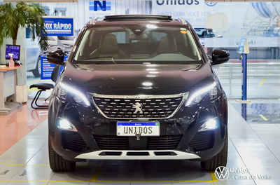 Peugeot 3008 Griffe THP Pack 1.6 (Automático) 2020}