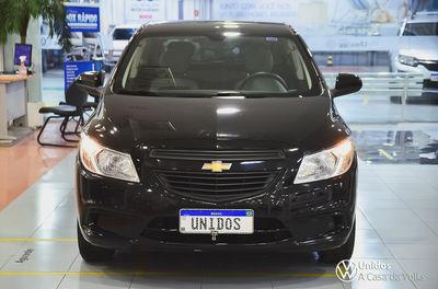 Chevrolet Onix 1.0 LS MPFI LT 2016}