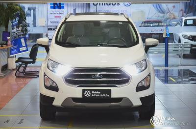 Ford Ecosport Titanium 2.0 2018}