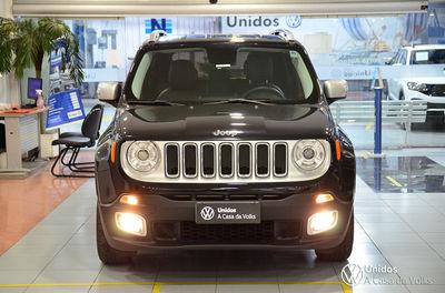 Jeep Renegade 1.8 16V Limited 2018}