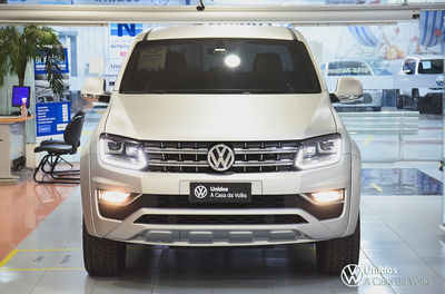 Volkswagen Amarok Highline 2.0 TDI 2020}