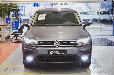Volkswagen Tiguan Allspace Comfortline 250 TSI 2020}
