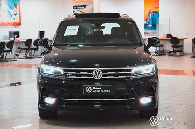 Volkswagen Tiguan R-Line 350 TSI 2020}