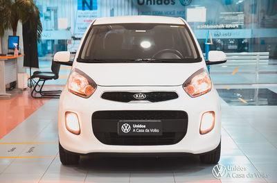 Kia Motors Picanto EX 1.0 (aut) 2016}