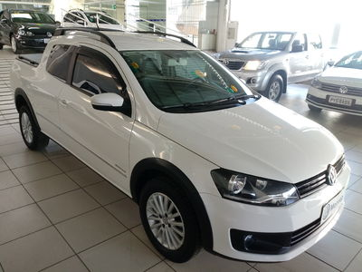 Volkswagen Saveiro Highline CD 2016}