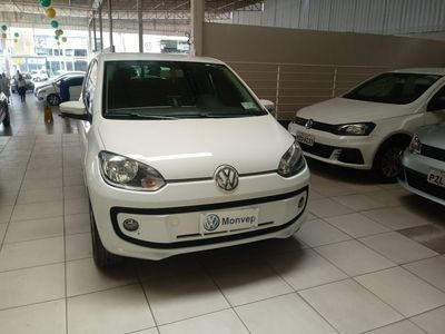 Volkswagen up! high up! 1.0 I-Motion 2015}