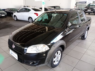 Fiat Strada Working CD 1.4 2012}