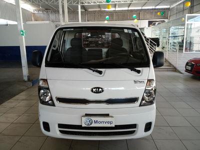 Kia Motors Bongo K-2500 DLX 4x2 RS (cab. simples) 2014}