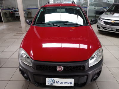 Fiat Strada Working 1.4 CS 2015}