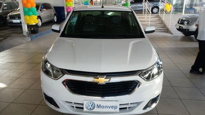 Chevrolet Cobalt LTZ 1.8 8V (Aut) (Flex) 2017}