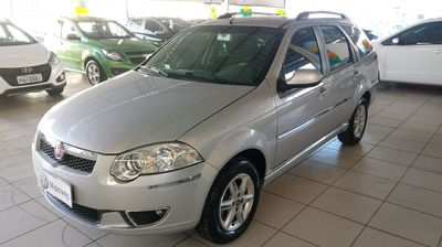 Fiat Palio Weekend ATTRACTIVE 1.4 FLEX 4P 2016 2016}