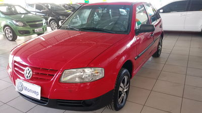 Volkswagen Gol Trend 1.0 (G4) (Flex) 2007}