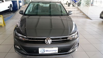 Volkswagen Virtus Highline 1.0 200 TSI 2018}