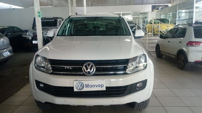 Volkswagen Amarok 2.0 TDi CD 4x4 Trendline 2015}