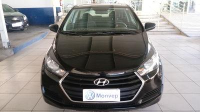 Hyundai HB20 Comfort Plus 1.0 2018}