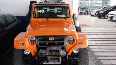 Troller T4 4X4 3.0 2010}