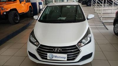 Hyundai HB20S Comfort Plus 1.6 blueMedia 2018}