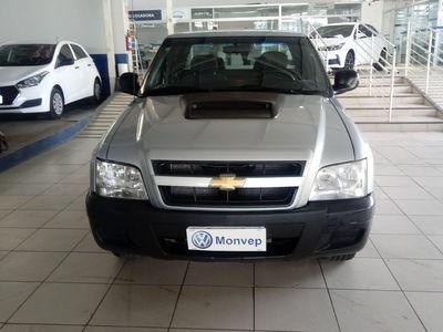 Chevrolet S10 Adventage 2.4 4x2 CD 2011}