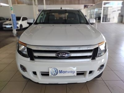Ford Ranger 2.2 XL 4X4 CD 16V 2013}
