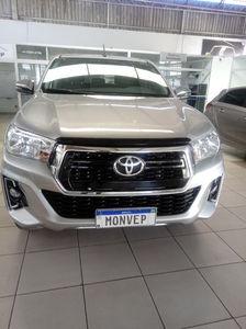 Toyota Hilux Cabine Dupla Flex SRV 2.7L 4x4 (Aut) 2020}
