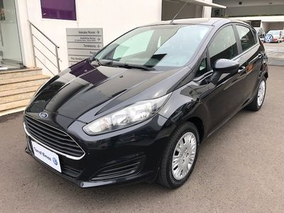Ford New Fiesta Hatch 1.5 S 2014}