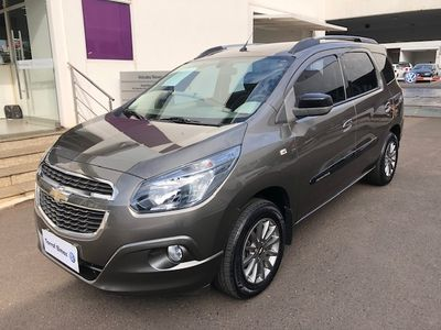 Chevrolet Spin Advantage 5S 1.8 (Flex) (Aut) 2014}