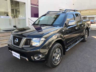 Nissan Frontier SV Attack 4X4 AT 2016}
