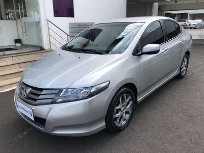 Honda City EX 1.5 16V (flex) (aut.) 2012}